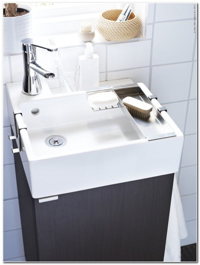 Bathroom Sinks For Small Spaces Designs
