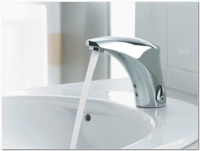Delta Hands Free Faucet Manual Sink And Faucet Home