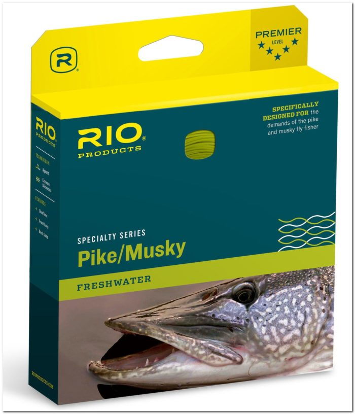 Best Sinking Fly Line For Musky