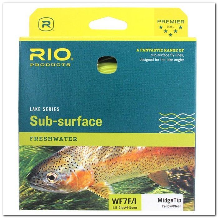Best Sinking Fly Line For Trout