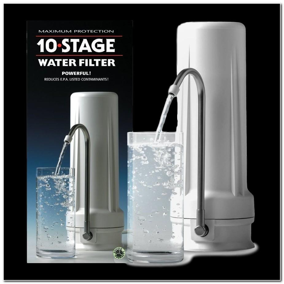 Best Water Filter Kitchen Faucet