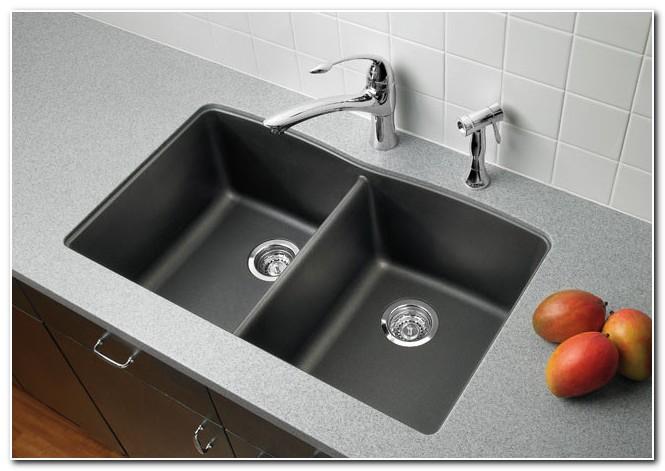 Installing Blanco Undermount Silgranit Sink Sink And