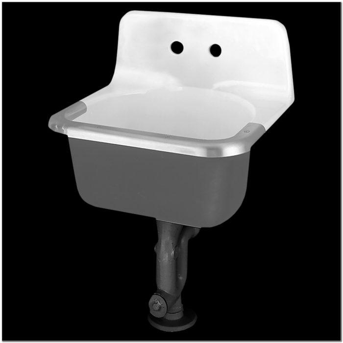 Cast Iron Mop Sink Drain