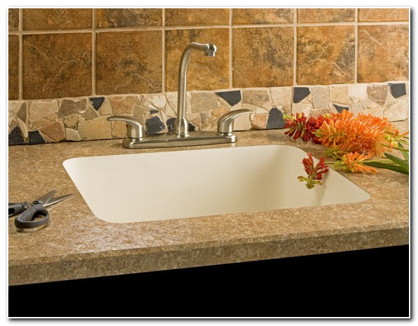 Countertop With Built In Sink