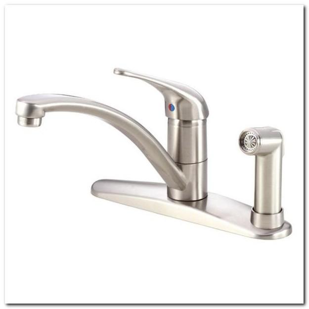 Danze Melrose Single Handle Kitchen Faucet