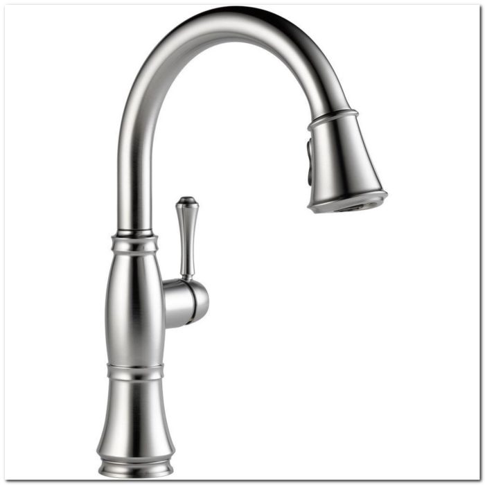 Delta Cassidy Kitchen Faucet Chrome