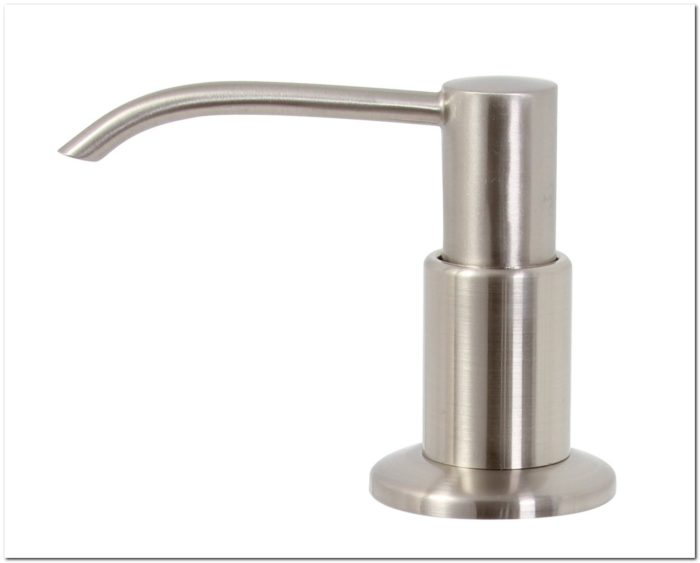 In Sink Soap Dispenser Pump Replacement Sink And Faucet