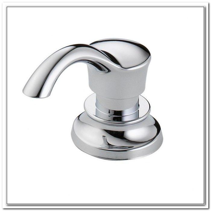 Delta Sink Soap Dispenser Bottle