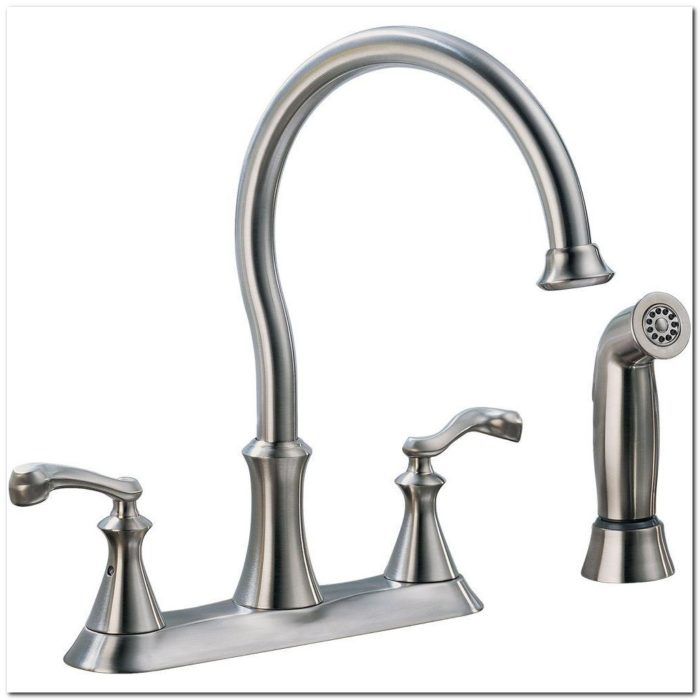 Delta Vessona Kitchen Faucet Chrome