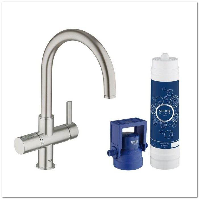 Grohe Kitchen Faucet Water Filter
