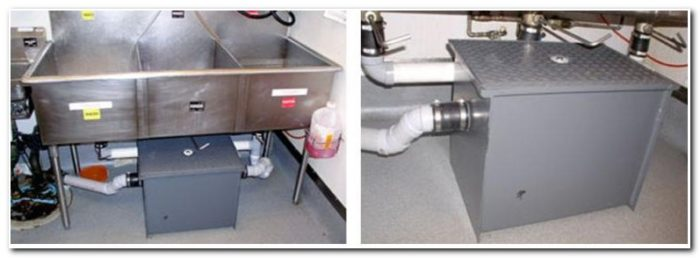Grease Trap For Kitchen Sink Sink And Faucet Home