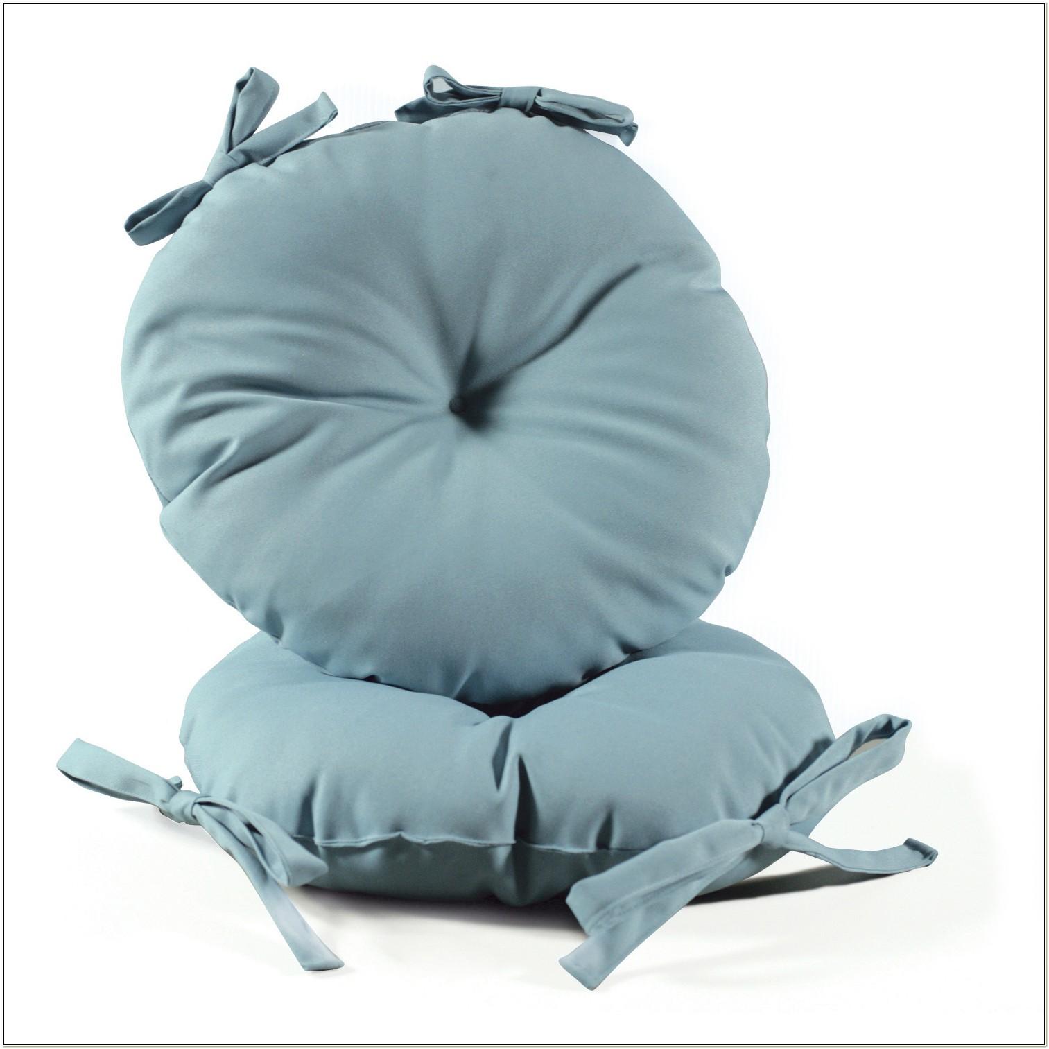 15 Inch Round Indoor Bistro Chair Cushions