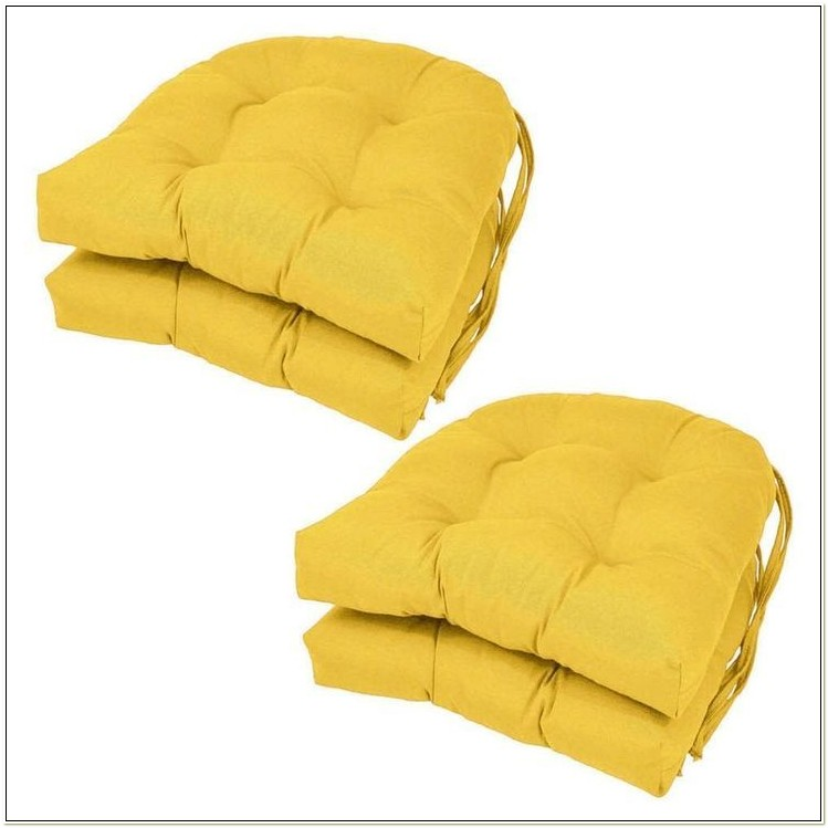 16 Inch Outdoor Chair Pads