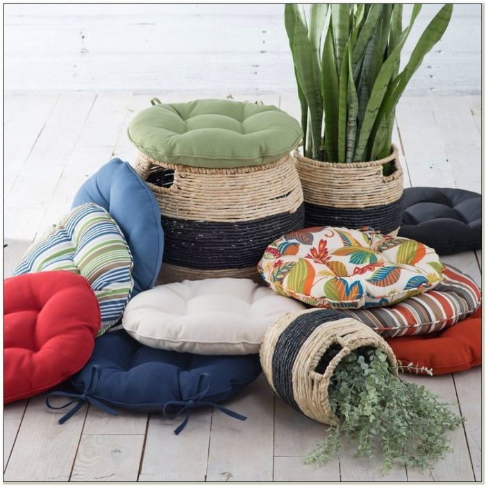 16 Inch Round Outdoor Chair Cushions