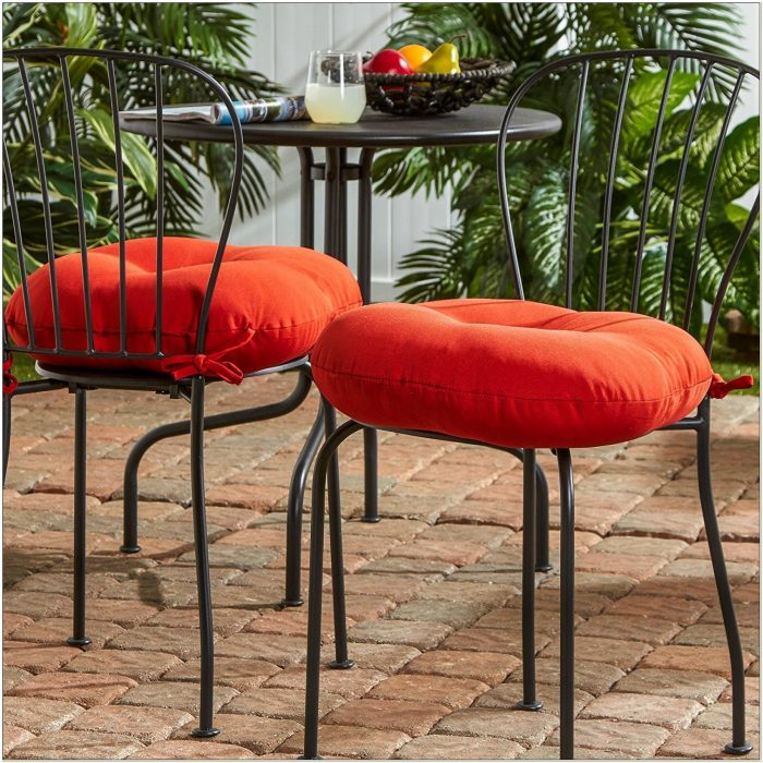 18 Inch Round Outdoor Seat Cushions