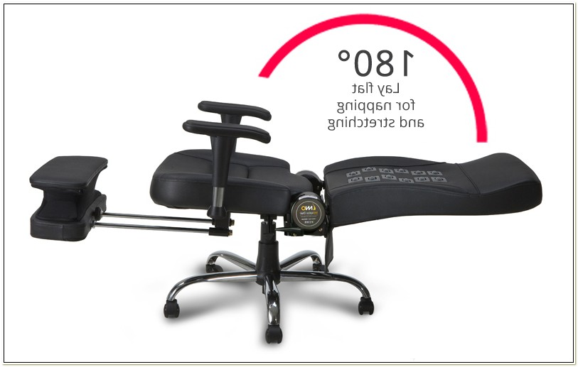 180 Degree Reclining Office Chair