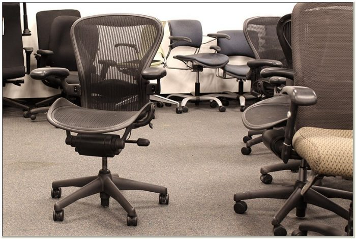 2nd Hand Aeron Chairs