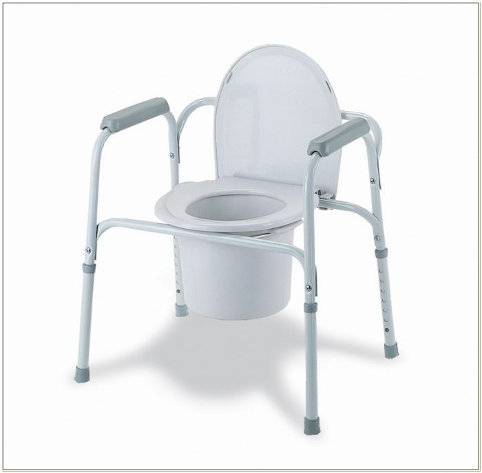 3 In 1 Commode Chair