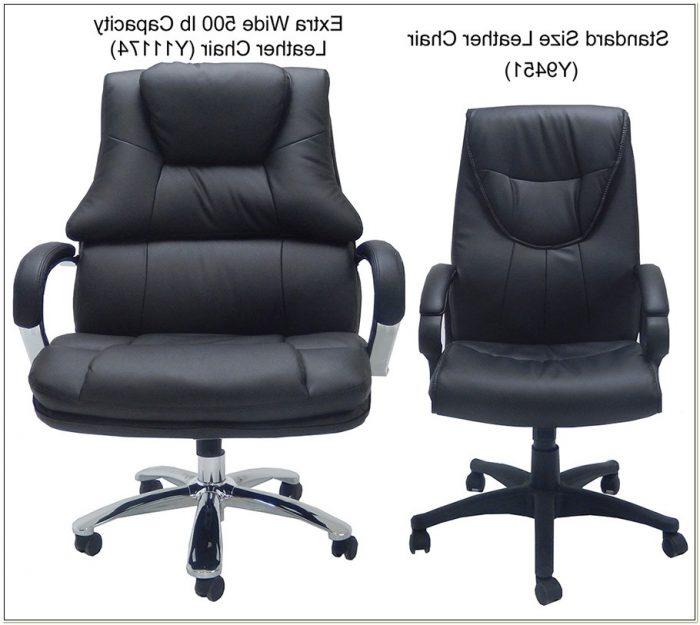 500 Lb Capacity Desk Chair