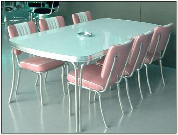 50s Kitchen Table Set