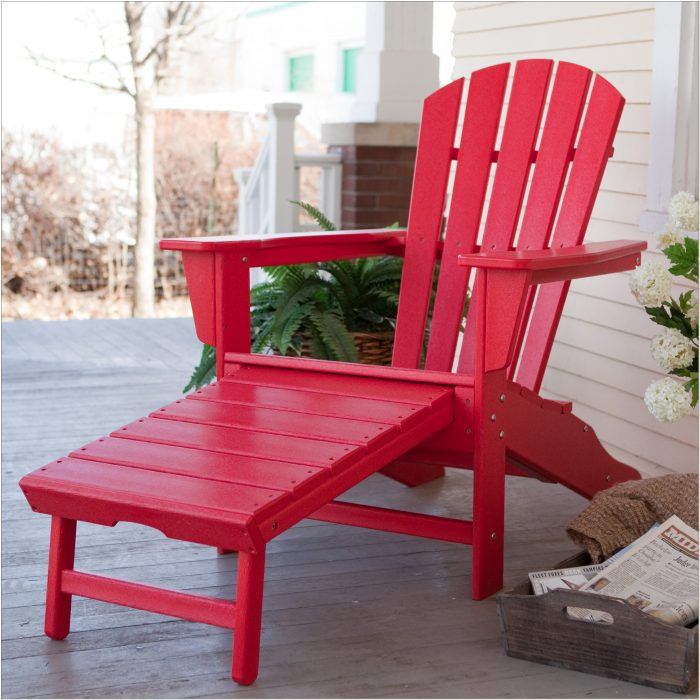 Adirondack Chairs Out Of Recycled Plastic
