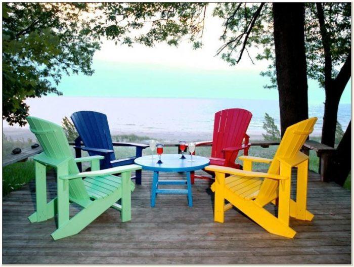 Adirondack Chairs Recycled Plastic Canada