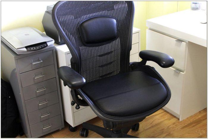 Aeron Chair Lumbar Pad