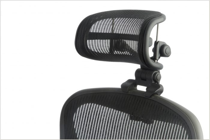 Aeron Chair With Headrest