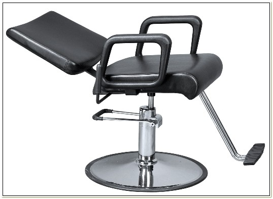 All Purpose Reclining Hydraulic Salon Chair