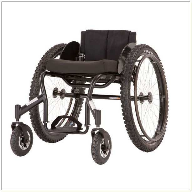 All Terrain Wheelchair Wheel