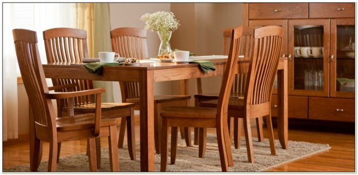 Amish Dining Room Furniture Pittsburgh