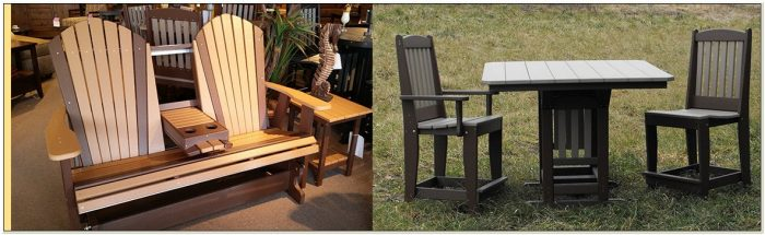 Amish Outdoor Tables And Chairs