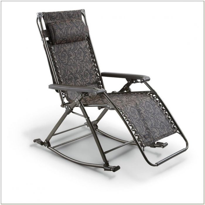 Anti Gravity Rocking Chair