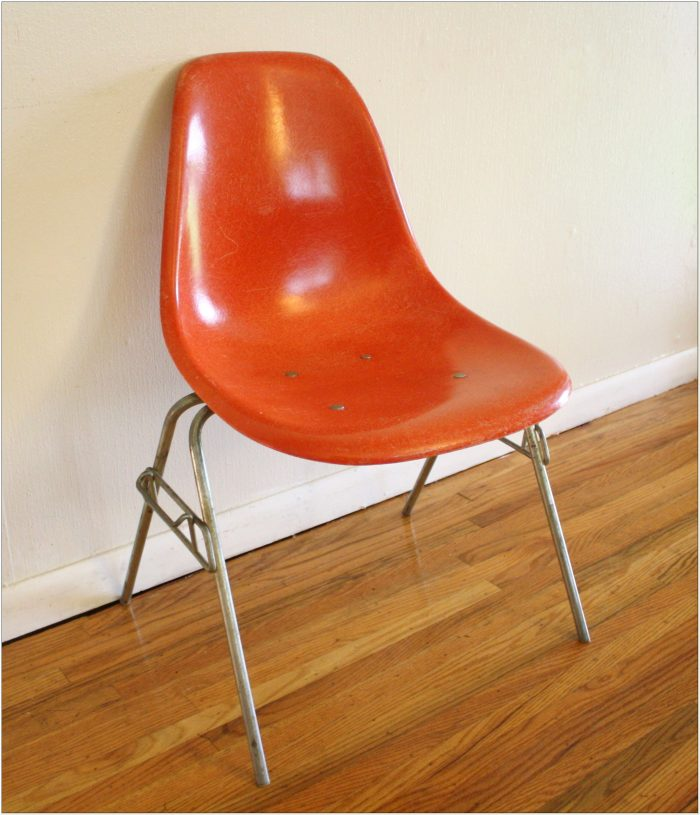Antique Herman Miller Chairs