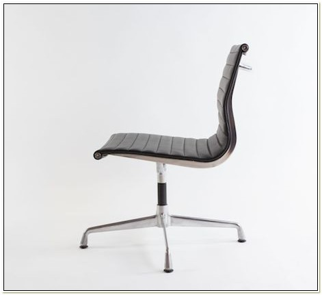 Armless Office Chairs Without Wheels
