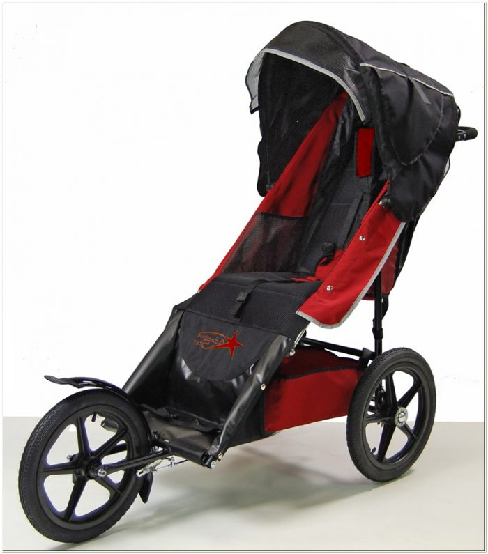 Axiom Improv Special Needs Pushchair Size 2
