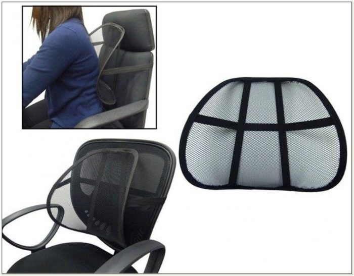 Back Support For Office Chair Walmart