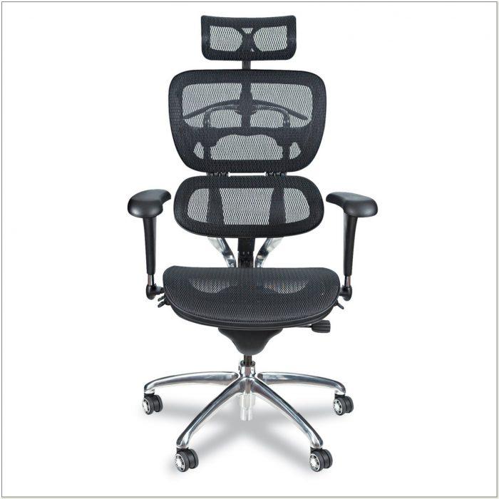 Balt Ergo Mesh Executive High Back Chair