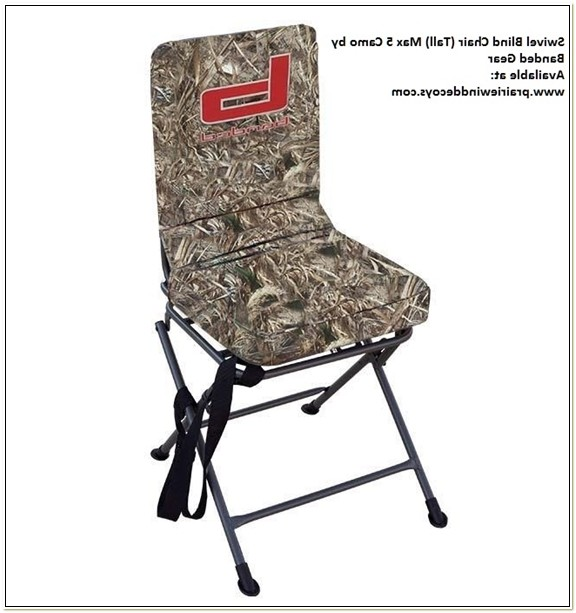 Swivel Deer Blind Chairs Chairs Home Decorating Ideas