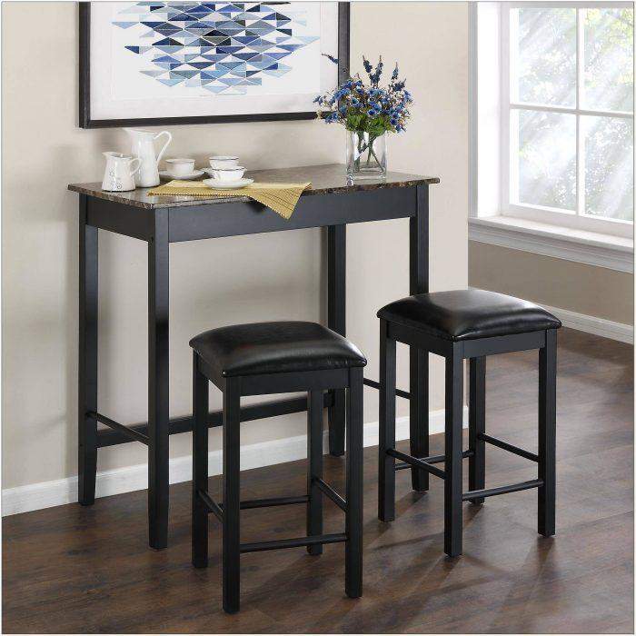 Bar Stool Table Set Walmart