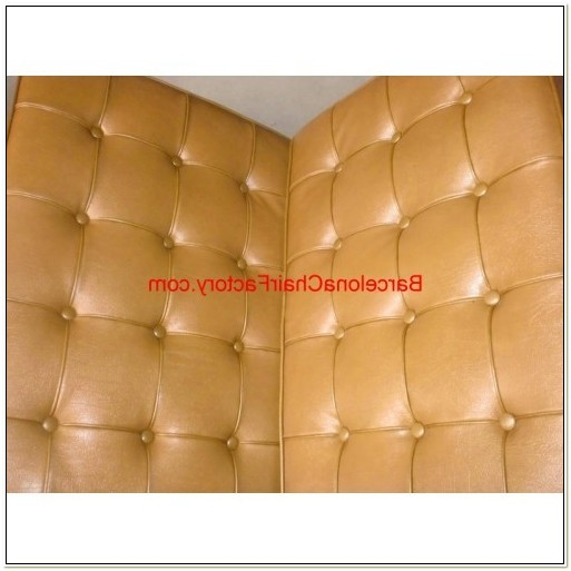Barcelona Chair Replacement Cushions