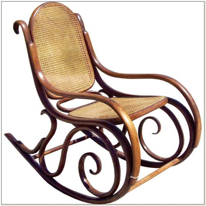 Bentwood Rocking Chair Value