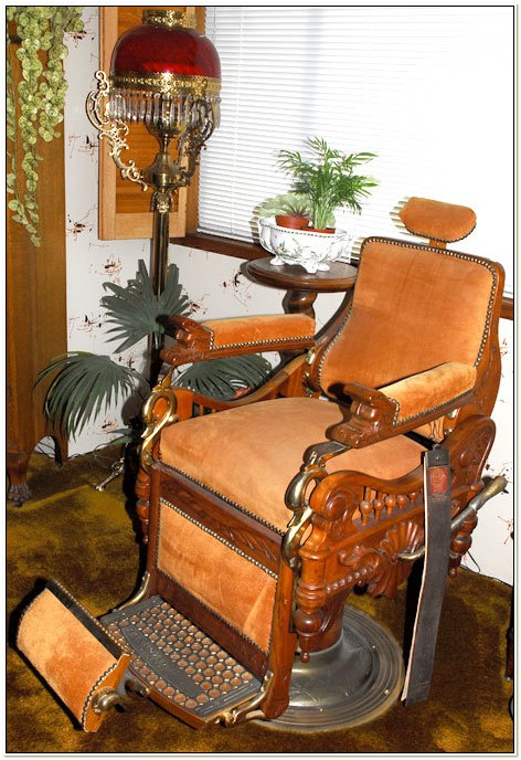 Theo A Kochs Chicago Barber Chair Value Chairs Home