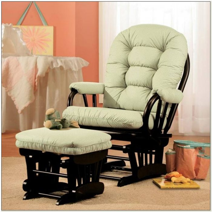 Best Chair Company Glider And Ottoman