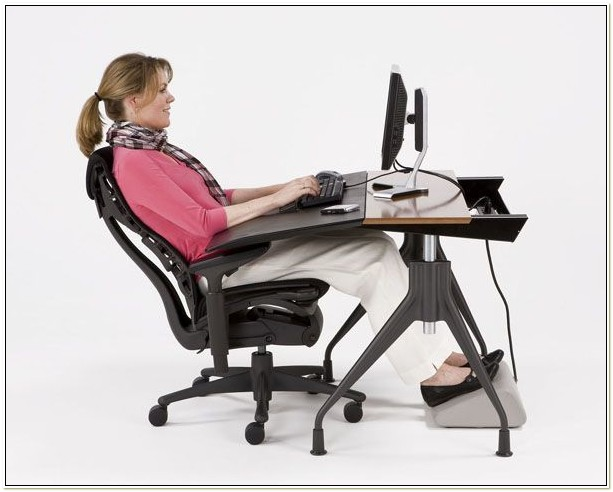 Best Ergonomic Armless Office Chair