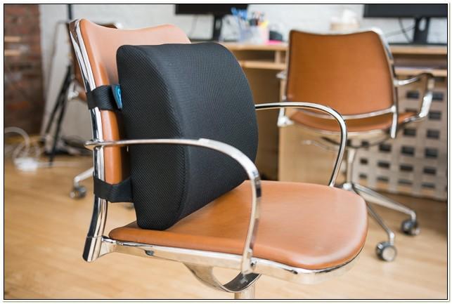 Best Lumbar Pillow Office Chair