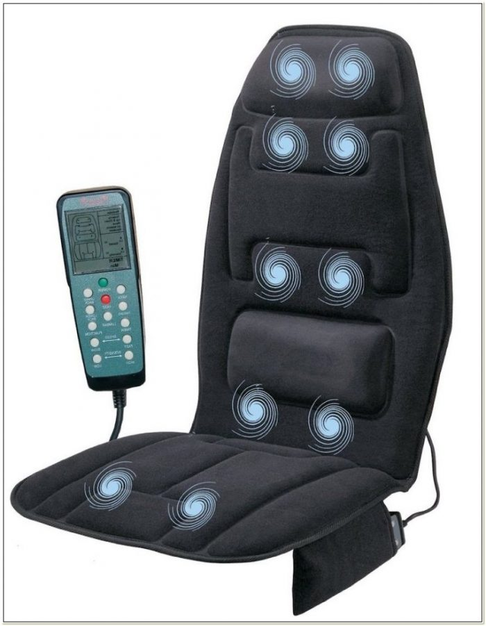 Best Office Chair Massage Pad
