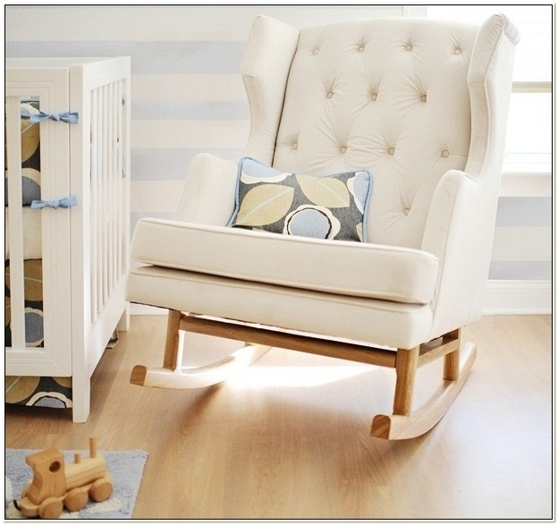 Rocking Chair For Nursing Baby Chairs Home Decorating