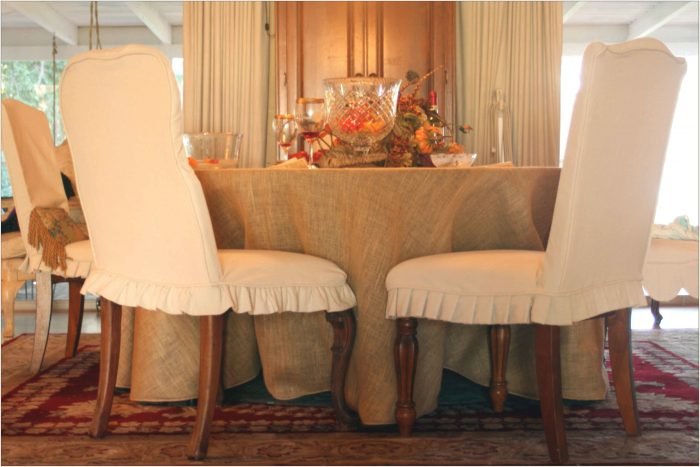 Big Dining Room Chair Covers