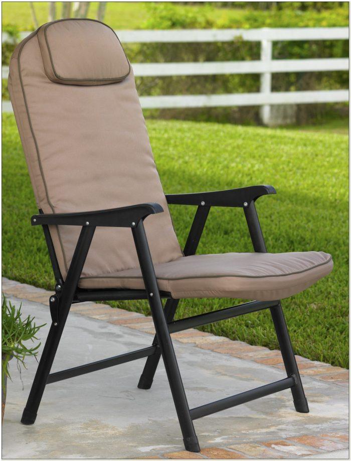 Big Man Folding Lawn Chair